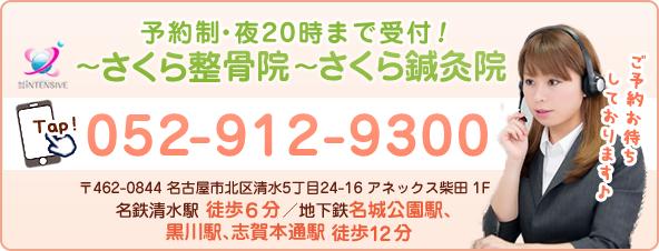 電話番号052-912-9300